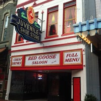 Photo taken at Red Goose Saloon by Jim P. on 5/19/2013