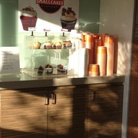 Photo taken at Smallcakes Cupcakery - Raleigh by Martamique A. on 3/9/2013