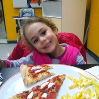 Photo taken at Pizza Pizza by Nuri K. on 1/7/2014
