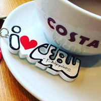 Photo taken at Costa Coffee by Marcus R. on 2/23/2016
