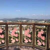 Photo taken at 名護城公園 by BangDoll on 2/18/2018