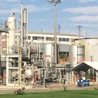 Photo taken at Bati Raman Oil Field by Kadir K. on 10/1/2015