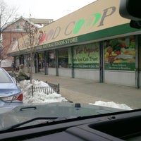 Photo taken at Flatbush Food Coop by national brokerage on 2/9/2014