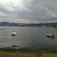Photo taken at Ünye by Merve on 8/5/2014