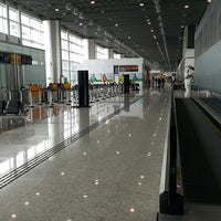 Photo taken at São Paulo / Guarulhos International Airport (GRU) by Luciano G. on 3/16/2015