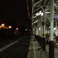 Photo taken at สถานีรถไฟขอนแก่น (Khon Kaen) SRT2163 by Sinith B. on 7/20/2013
