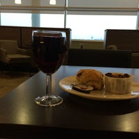 Photo taken at Servisair Executive Lounge by David A. on 11/28/2014