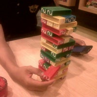 Photo taken at UNO Board Game Cafe by Dimas D. on 8/4/2014