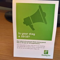 Photo taken at Holiday Inn Reading-South M4, Jct.11 by eusty on 8/29/2017