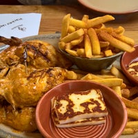 Photo taken at Nando's by eusty on 4/6/2018