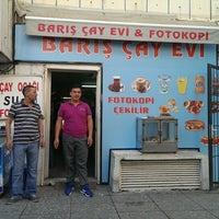 Photo taken at Barış Çay Evi by Rafet Ş. on 8/15/2013