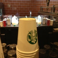 Photo taken at Starbucks Coffee by myra M. on 3/20/2013