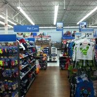 Photo taken at Walmart Supercenter by Aaron L. on 4/27/2013