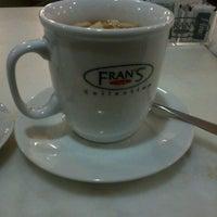 Foto diambil di Fran's Café oleh Leticia S. pada 2/13/2013