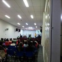 Photo taken at Igreja Apostólica Projeto Ide by Fábio S. on 4/21/2013