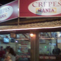 Photo taken at Crepes Mania by Renato D. on 2/9/2013