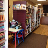 Photo taken at Beans &  Books by Sue G. on 8/3/2013