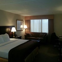 Photo taken at DoubleTree by Hilton Hotel Cleveland - Independence by Damian L. on 2/28/2013