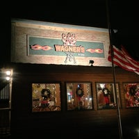Photo taken at Wagner's Ribs by Eric L. on 12/23/2012