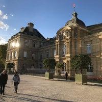 10/1/2018にЕвгений К.がGrand Bassin du Jardin du Luxembourgで撮った写真