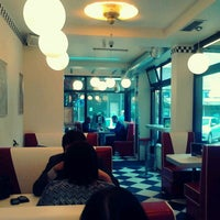 Photo taken at Intergalactic Diner by M T. on 5/28/2013