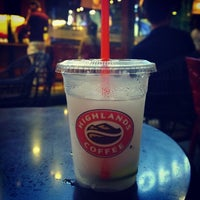 Photo taken at Highlands Coffee by Nguyen M. on 4/19/2014