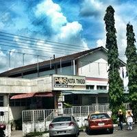 Photo taken at Pos Malaysia Kota Tinggi by yazid on 7/16/2013