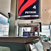 Photo taken at Petron, Jalan Johor by yazid on 7/23/2013