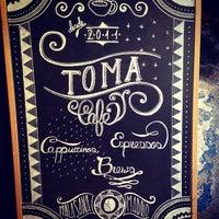 7/8/2013에 Enric A.님이 Toma Café에서 찍은 사진