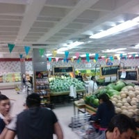 Photo taken at Soriana Centro by Jaime C. on 4/10/2013