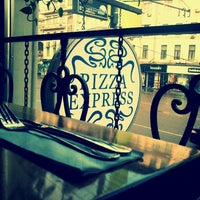 Photo taken at Pizza Express by Tinari A. on 3/13/2013