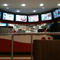 Photo taken at Kentucky Fried Chicken KFC by Isra E. on 12/1/2013