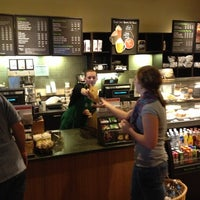 Photo taken at Starbucks by Will H. on 10/2/2012