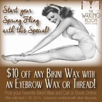 Photo taken at The Waxing Room by The Waxing Room on 4/2/2015