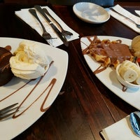 Photo taken at Max Brenner Chocolate Wollongong by S on 6/12/2016