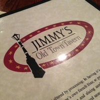 Photo taken at Jimmy's Old Town Tavern by Aaron H. on 7/19/2013