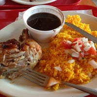 Photo taken at La Granja Restaurant by Alexandra L. on 6/11/2013