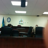 Photo taken at Magistrate's Courts by Stark C. on 1/27/2014