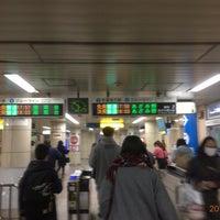 Photo taken at Subway Kamiooka Station by Koji N. on 2/27/2018