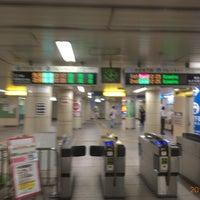 Photo taken at Subway Kamiooka Station by Koji N. on 8/26/2017