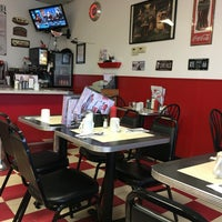 Photo taken at SouthSide Diner by Jamie R. on 2/23/2017