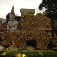 Photo taken at The Golden Kinnaree Buffet Restaurant by Montakarn C. on 4/17/2013