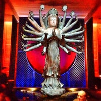 Photo taken at Tao Downtown by Rick T. on 11/7/2013