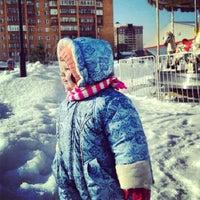 Снимок сделан в Парк Детского Отдыха пользователем Tanya T. 2/22/2013