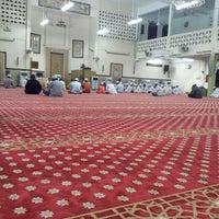 Photo taken at Masjid Al-Ridhuan by Ainul Fikri M. on 4/18/2013