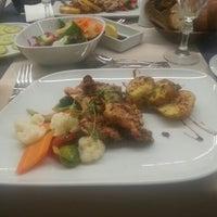 Photo taken at Voom Restaurant by Eray M. on 10/2/2013