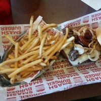 Photo taken at Smashburger by Trim K. on 6/15/2017