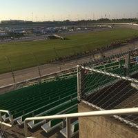 Photo taken at Kansas Speedway by Trim K. on 9/23/2017