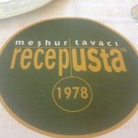 Foto tomada en Meşhur Tavacı Recep Usta por Gülben Ç. el 3/10/2013