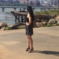 Photo taken at Brooklyn Waterfront by Lauren S. on 6/21/2013